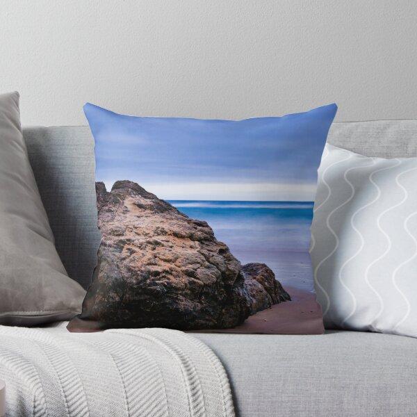 Tacking Point Lighthouse Throw Pillow