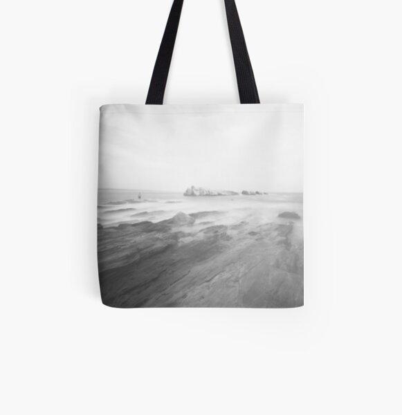 Shoreline Dream All Over Print Tote Bag