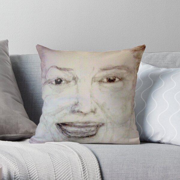 Remembering... Throw Pillow