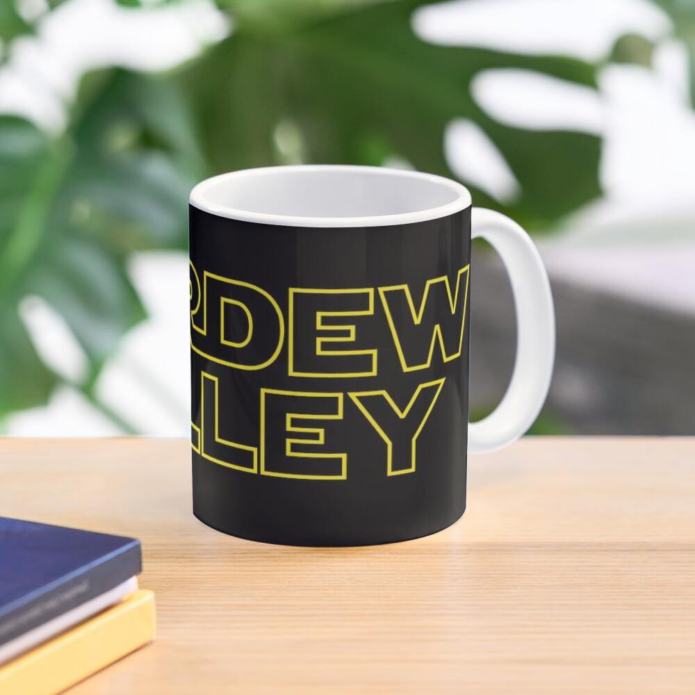 Stardew Wars   Stardew Valley Parody Logo Mug