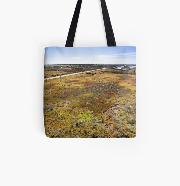 Cheetham Wetlands All Over Print Tote Bag