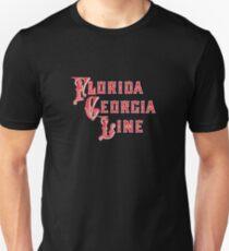 Florida Georgia Line Slim Fit T-Shirt