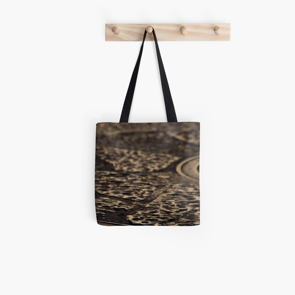 Detail of a City - Palma de Mallorca - Spain Tote Bag