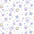 Baby Pattern by Siobhan Brewer