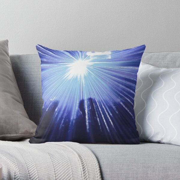 All about the dance Throw Pillow