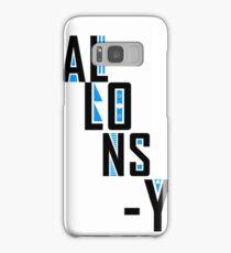 Allons-y Samsung Galaxy Case/Skin