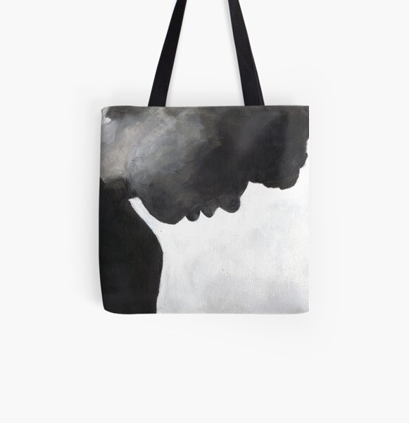 Olly All Over Print Tote Bag