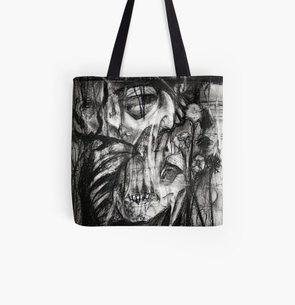 self portrait as sung by molko All Over Print Tote Bag