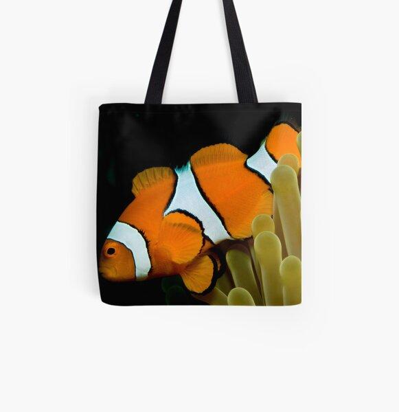 Hi All All Over Print Tote Bag