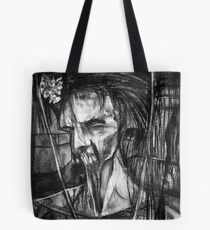 self portrait as sung by Dulli Tote Bag