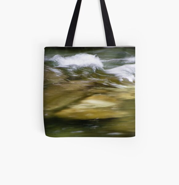 The Boulders 08 All Over Print Tote Bag