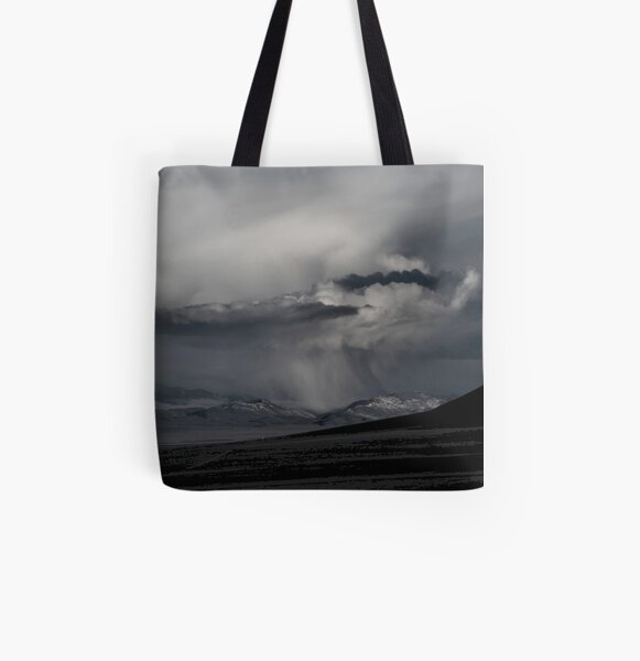 Thunder Being All Over Print Tote Bag