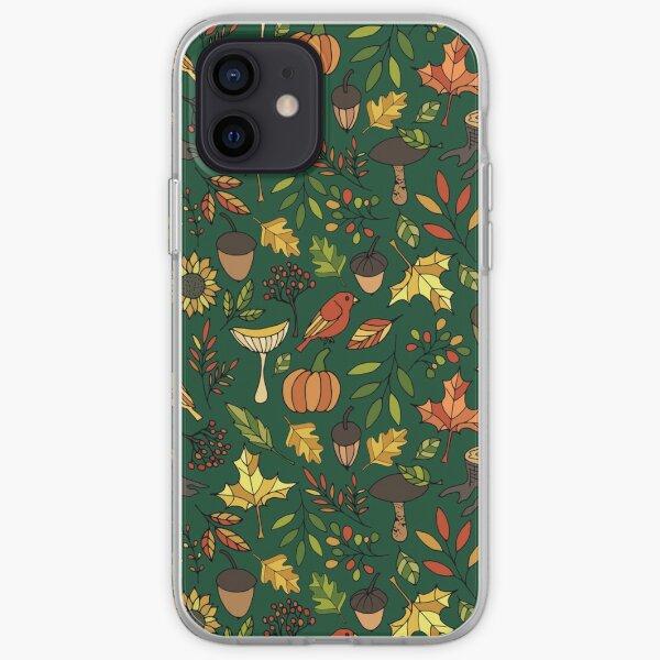 Bright autumn iPhone Soft Case