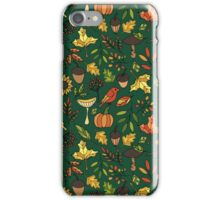 Bright autumn iPhone Case/Skin