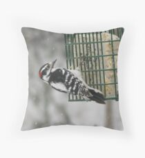 Wheeee this is fun!   Throw Pillow