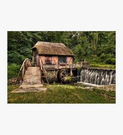 Gomez Mill Photographic Print
