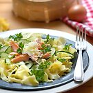 Smoked Char in Love With Pasta  by SmoothBreeze7