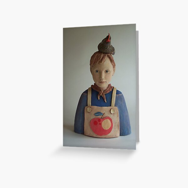 Appelmans Greeting Card