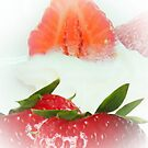 Paradise for strawberries by Eugenio