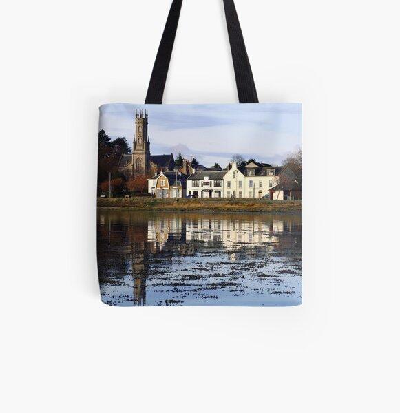 Rhu  Argyll All Over Print Tote Bag