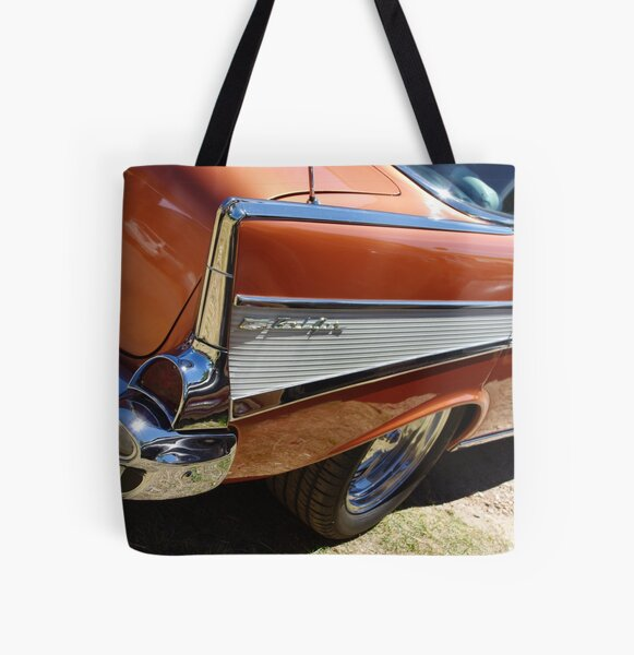 Hot Rod 1 All Over Print Tote Bag