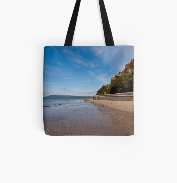 Tyrone foreshore All Over Print Tote Bag