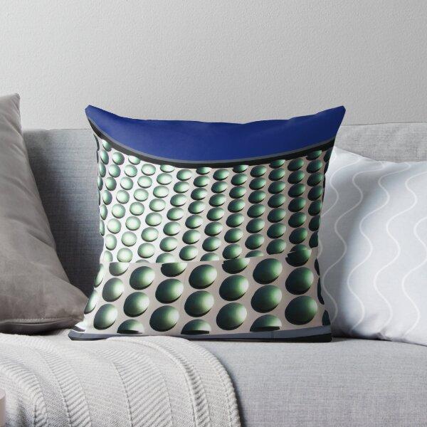 dots! Throw Pillow