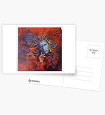 Carnevale Postcards