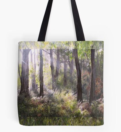 At the Border of Light Tote Bag