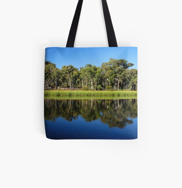 Dunn's Swamp, New South Wales. All Over Print Tote Bag