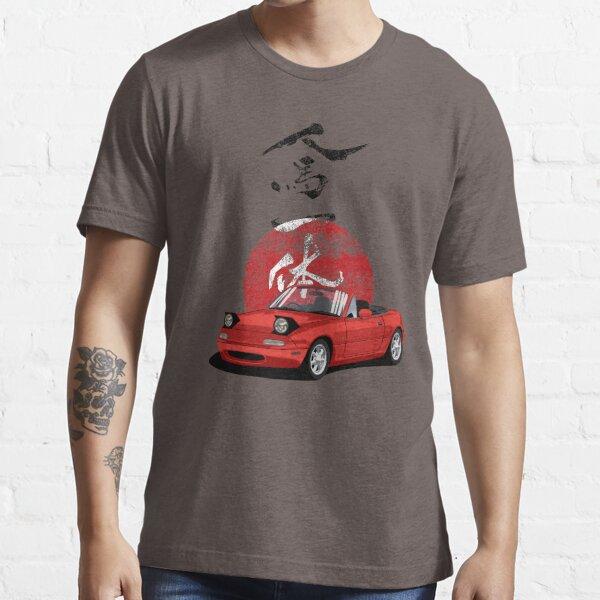 final stock RaceArt Vintage Austin 7 Racing Car Inspired T-Shirt