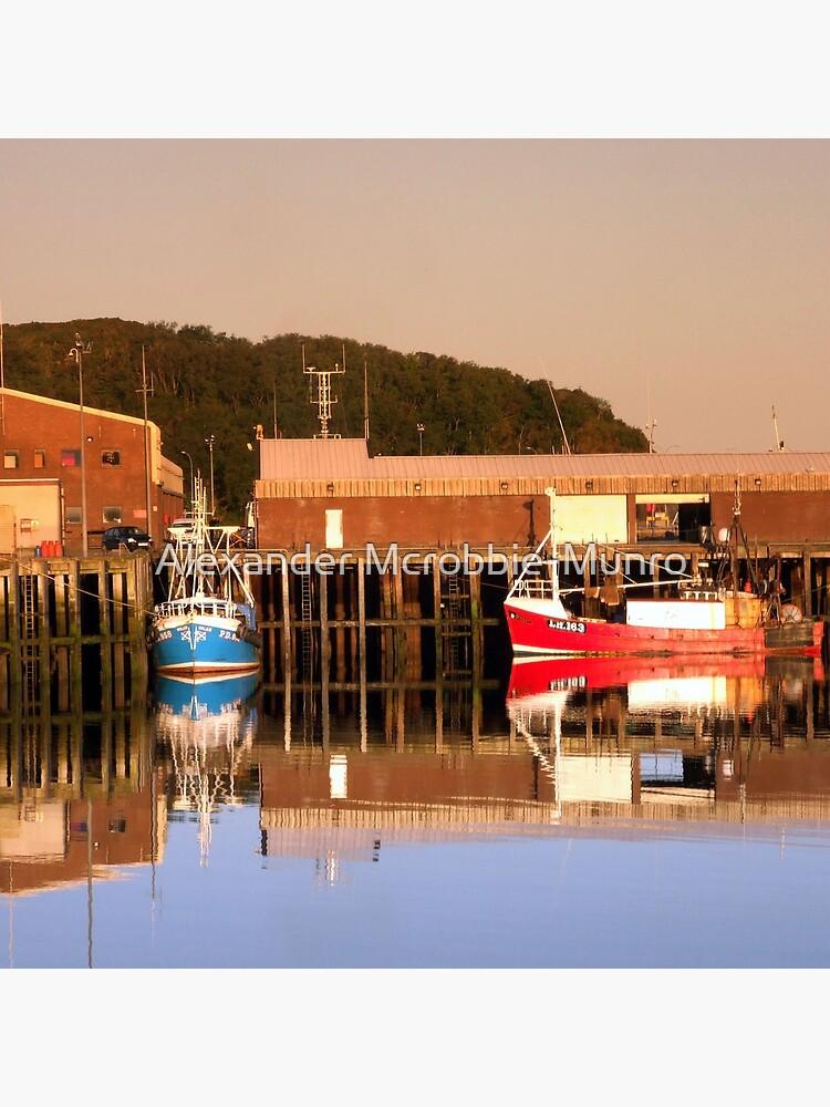 Lochinver  Harbour by Alexanderargyll