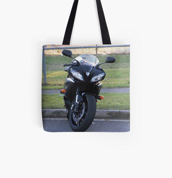 R6 Yamaha All Over Print Tote Bag