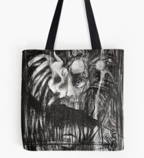 self portrait as sung by gira Tote Bag