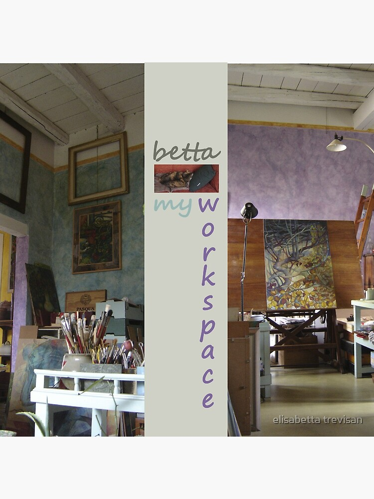 my workspace by betta