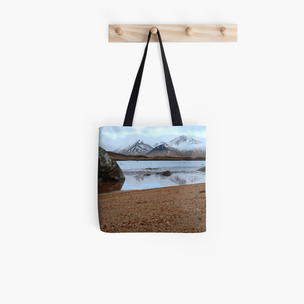 Blackmount  Tote Bag