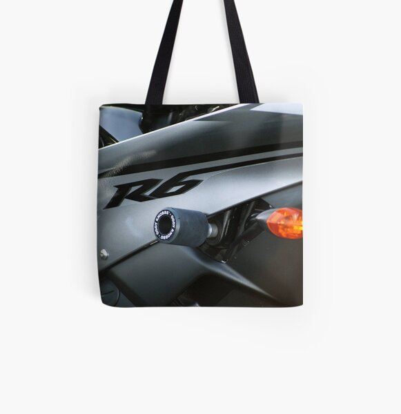 R6 All Over Print Tote Bag