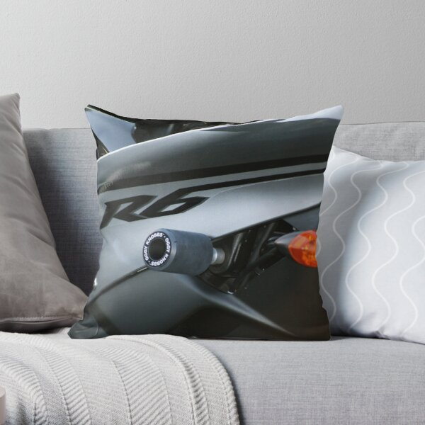 R6 Throw Pillow