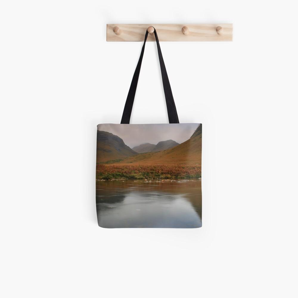 Glen Etive  Tote Bag