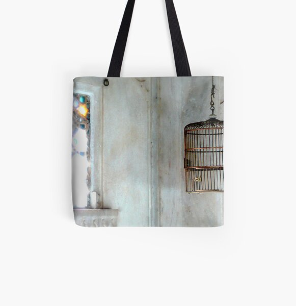 freedom All Over Print Tote Bag