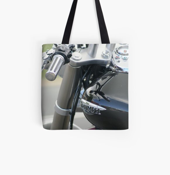 Triumph of Imagination over Intelligence All Over Print Tote Bag