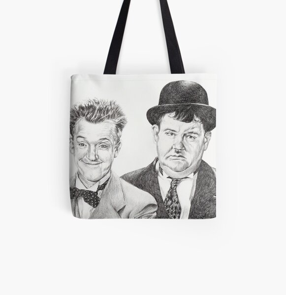 Double the Trouble All Over Print Tote Bag