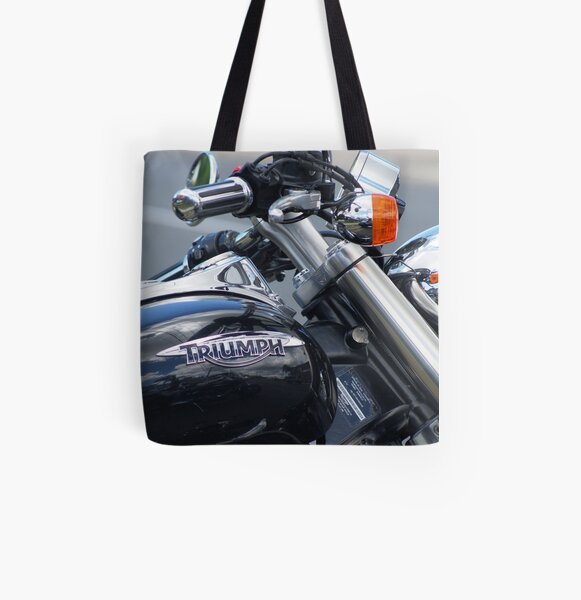"""Art is the Triumph over Chaos"" ~ John Cheever All Over Print Tote Bag"