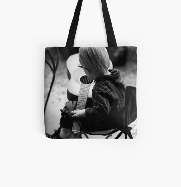 Young Talent All Over Print Tote Bag