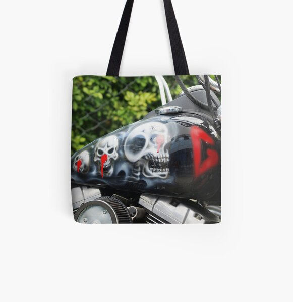 Shots All Over Print Tote Bag