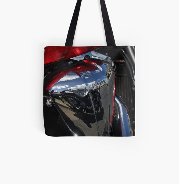 Reflection All Over Print Tote Bag