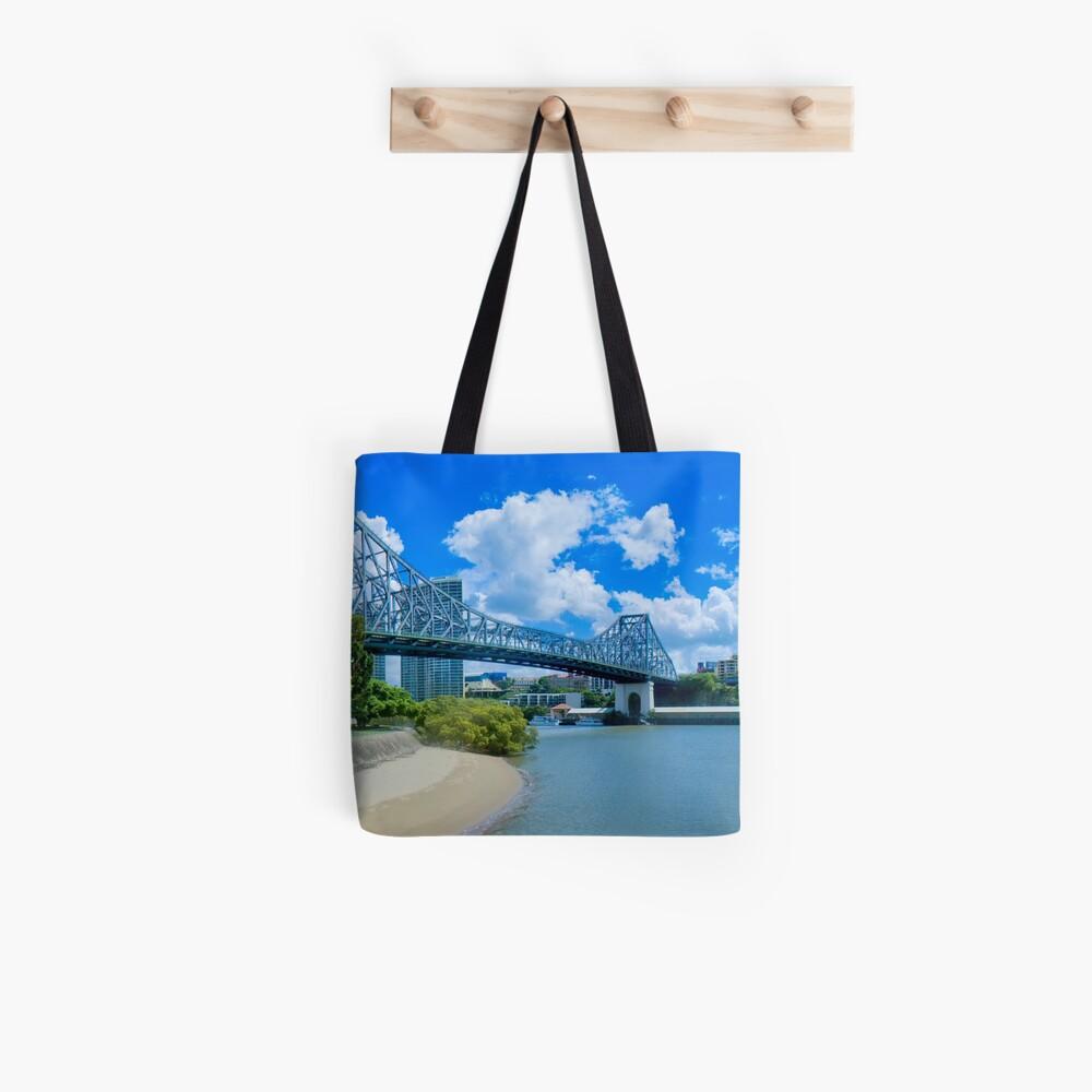 Story Bridge Brisbane Tote Bag