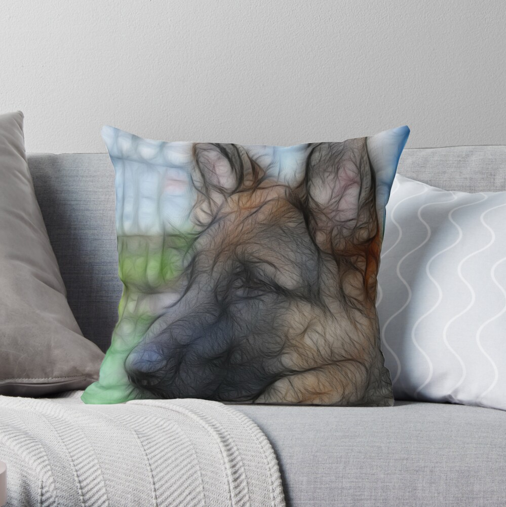 Keeloh    Throw Pillow