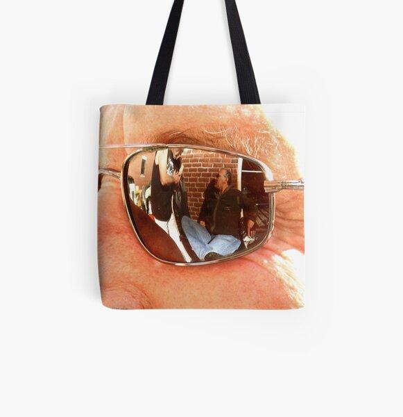 Eye Spy All Over Print Tote Bag