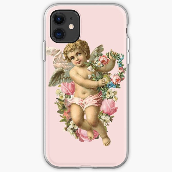 Baby Angel iPhone Soft Case